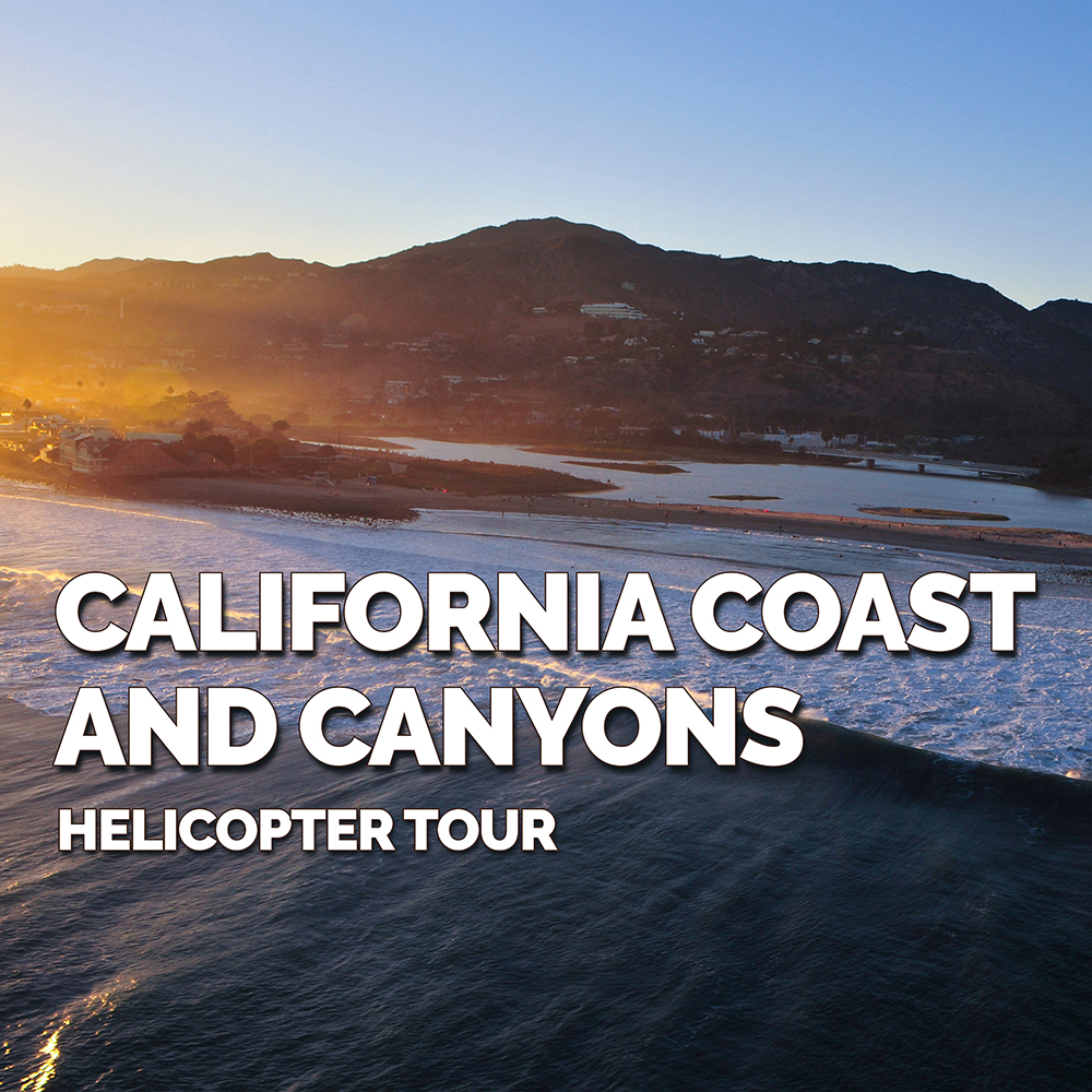 California Coast & Canyons Tour