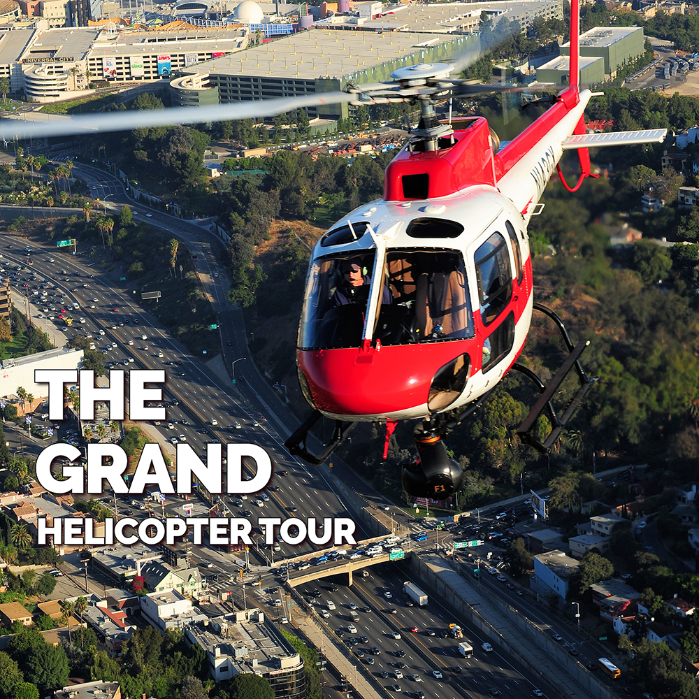 THE GRAND HELICOPTER TOUR