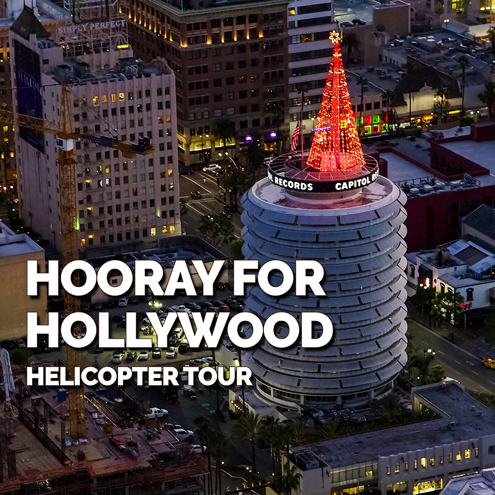 Hooray for Hollywood Tour