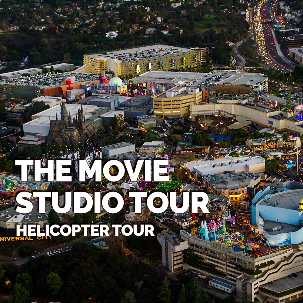Movie Studio Tour
